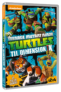 Teenage Mutant Ninja Turtles - Til Dimension X