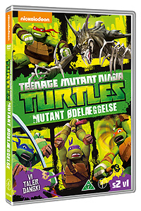 Teenage Mutant Ninja Turtles - Mutant ødelæggelse